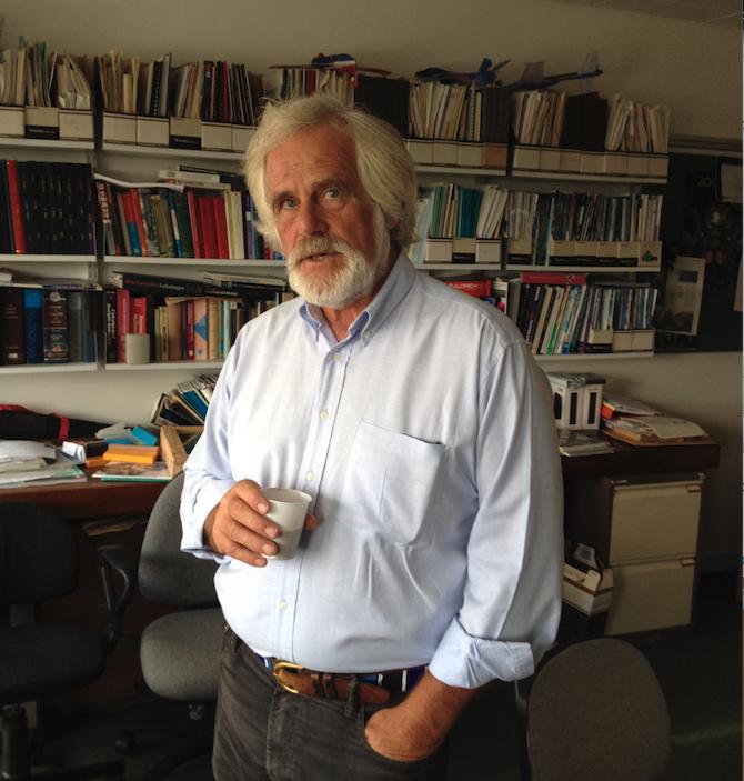 Professor Fritz Vollrath