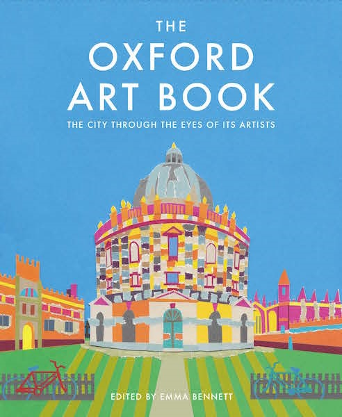 The cover of 'The Oxford Art Book'