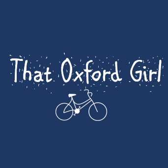 The 'That Oxford Girl' logo