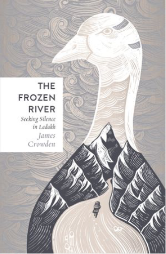 The cover of The Frozen River