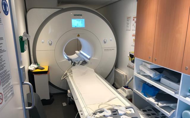 Perspectum MRI Scanner