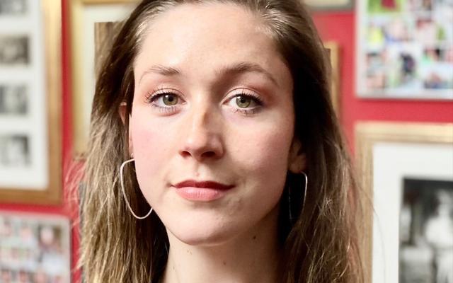 Esme Ash (Brasenose, 2013) portrait headshot