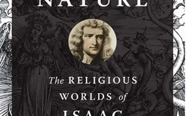 The cover of Priest of Nature by Isaac Newton