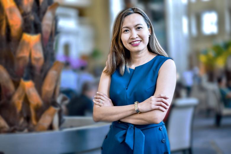 Janice Lao headshot