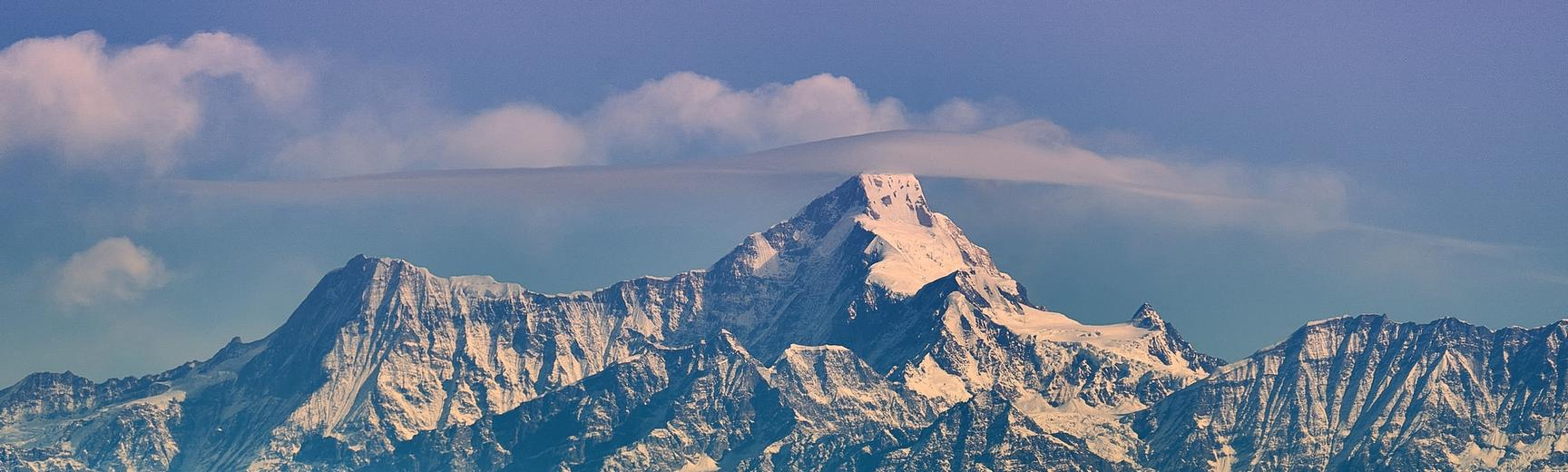 himalay mountain view