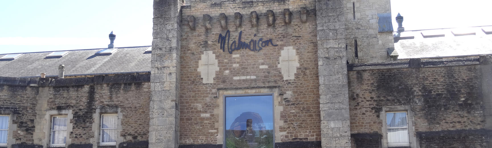 The exterior of Malmaison restaurant in Oxford