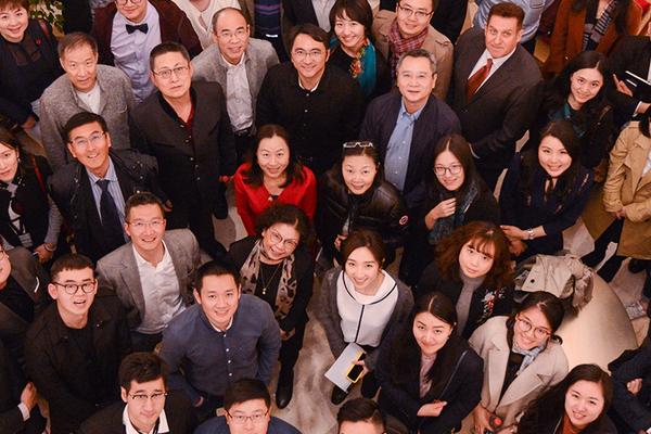 The Oxbridge Jiangsu-Zhejiang Alumni Association's freshers' gathering