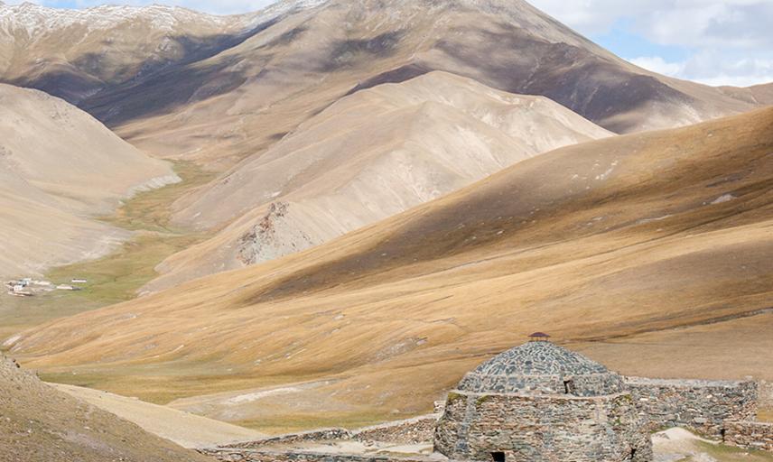 Silk Road Kyrgyzstan