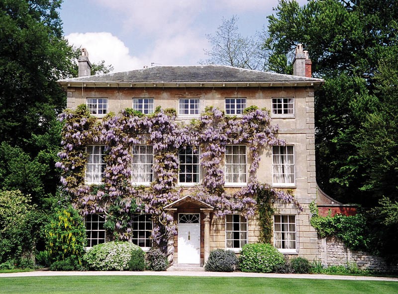 The exterior of Headington House