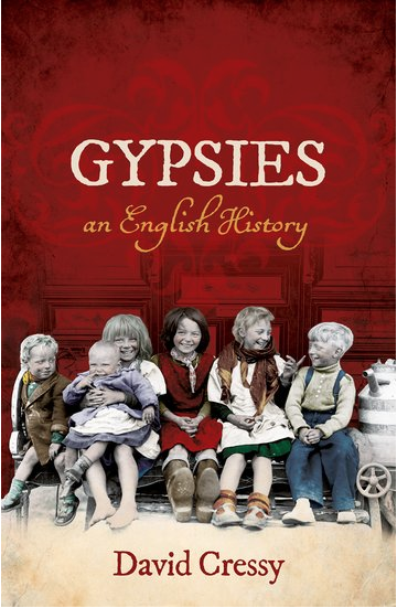 The cover of 'Gypsies' by David Cressy