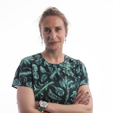 Portrait of Dr Friederike Otto