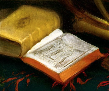 Detail from Heilbron Painting