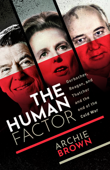 'The Human Factor' cover image