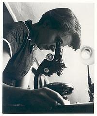 Rosalind Franklin, English chemist and X-ray crystallographer