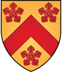 All Souls College coat of arms