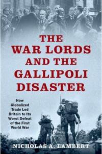 Gallipoli book jacket