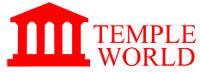 Temple World logo